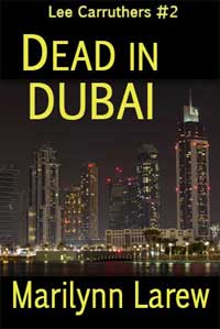 Dead in Dubai Cover